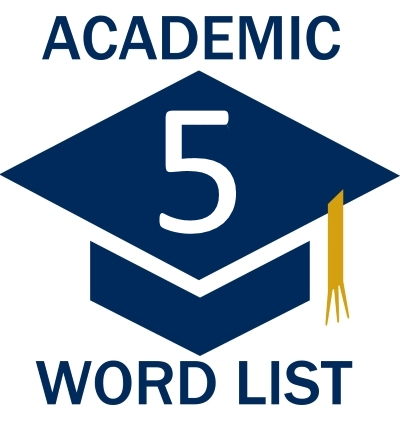Academic Word List  - Group 5