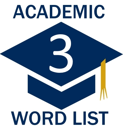 Academic Word List - Group 3
