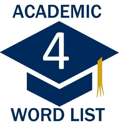 Academic Word List - Group 4